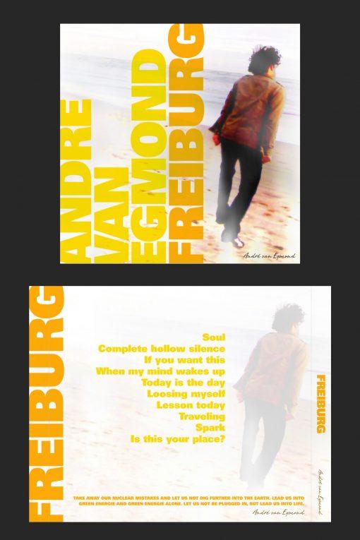 Cover en achterzijde Freiburg (album uit 2012, AndreVanEgmond.nl)