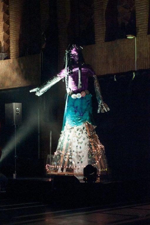 Robot op festival