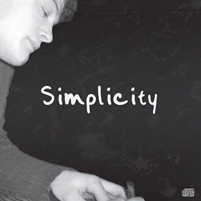 Simplicity cover (album uit 2010, AndreVanEgmond.nl)